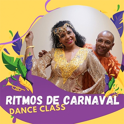 Ritmos De Carnaval Dance Class