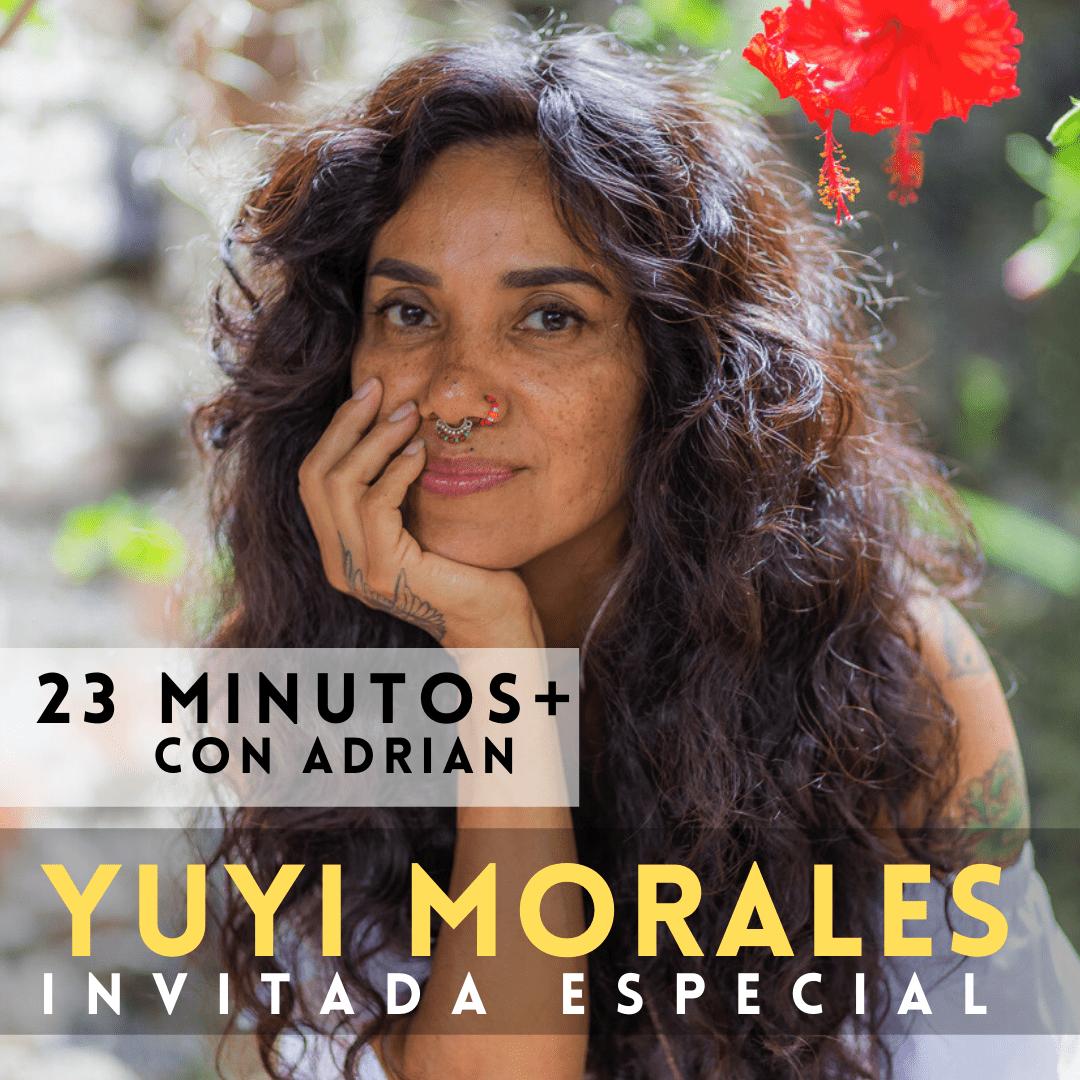 23 Minutos + con Adrian: Yuyi Morales Invitada Especial
