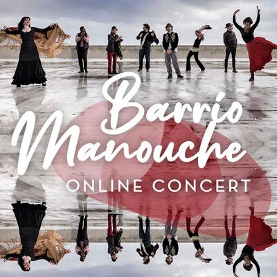 Barrio Manouche Online Concert