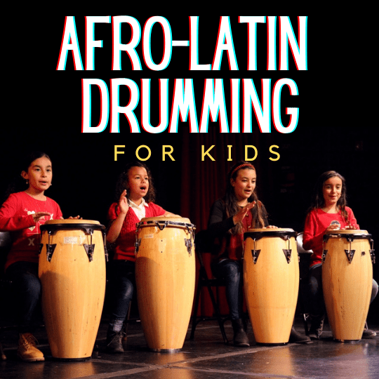 Afro-Latin Drumming