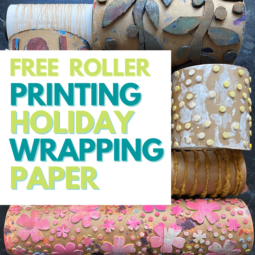 Free Printing Holiday Wrapping Paper