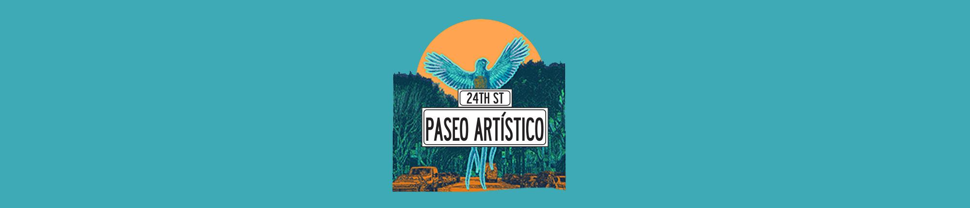 24th Street Paseo Artistíco