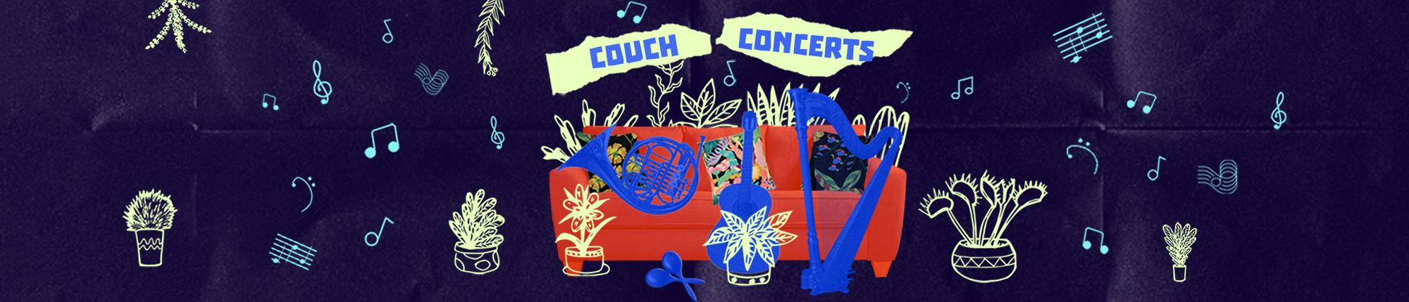couch concerts